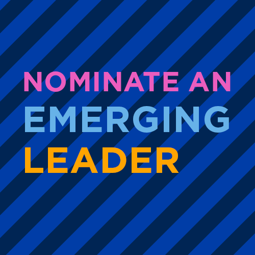 EMERING LEADER AWARD NOMINATIONS