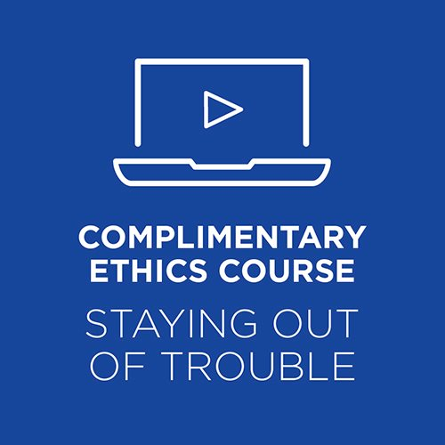 Ethics Staying Out Of Trouble