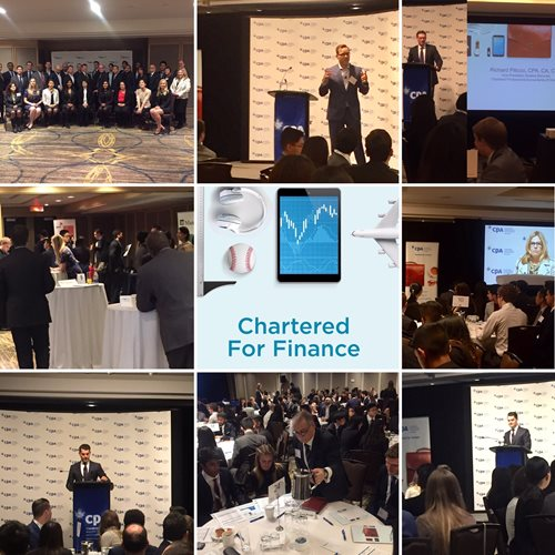 Highlights from Chartered for Finance 2017.