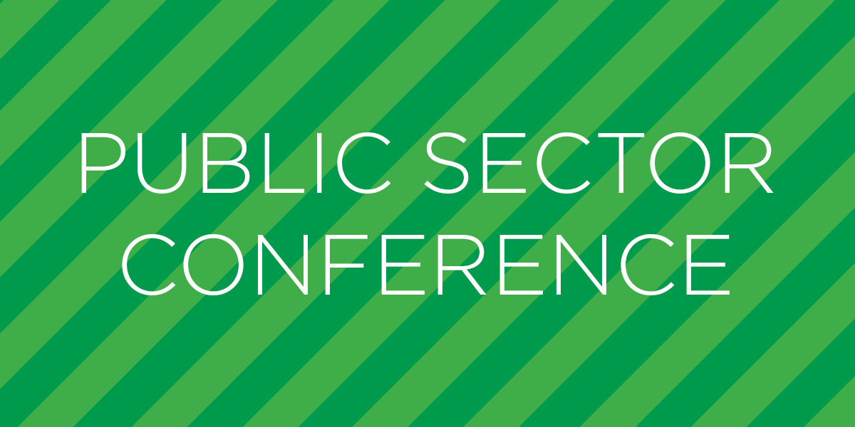 Public Sector Conference