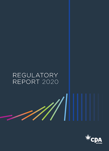 2020 CPA Ontario Regulatory Report