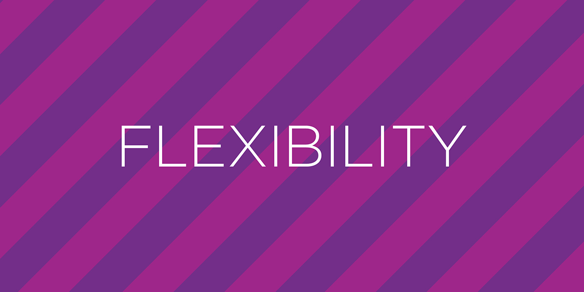 Become a mentor flexibility
