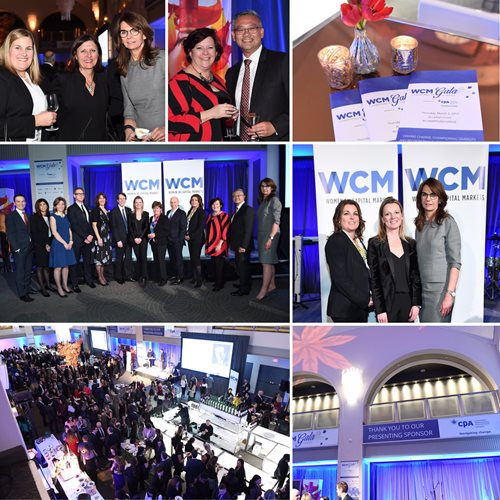 We were very proud to be the presenting sponsor of the 2017 WCM Gala on March 2. The event celebrated the 16 champions of change named by Women in Capital Markets for being leaders in diversity dedicated to pushing the boundaries for the advancement of women in Canadian capital markets, on Canada's leadership teams and in corporate boardrooms. Congratulations to all Champions!