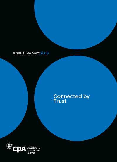 2016 CPA Ontario Annual Report