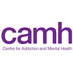 Centre for Addiction & Mental Health Logo